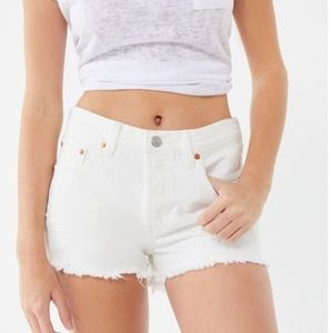 Levi's 501 High Waisted Wedgie Fit Shorts